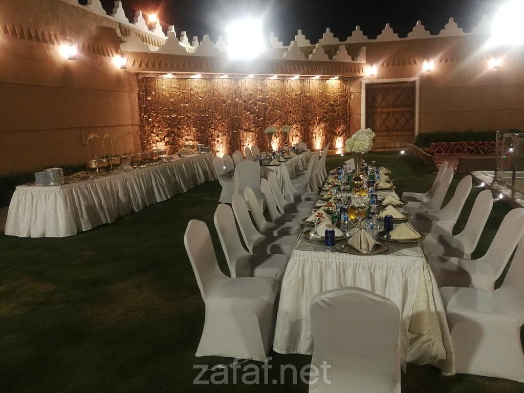 مطعم القصر اللبناني للحفلات