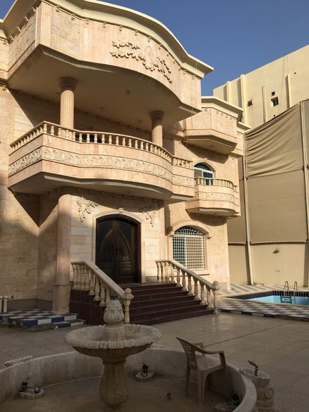 قصر الاسد