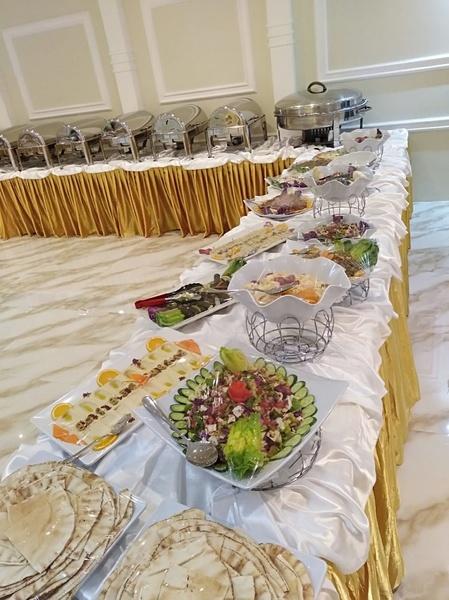 الخزامه الشهيه لخدمات الاعاشه و الحفلات
