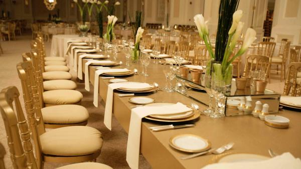 بوفيه قاعة نيارة للمؤتمرات والاحتفالات للحفلات الخارجية