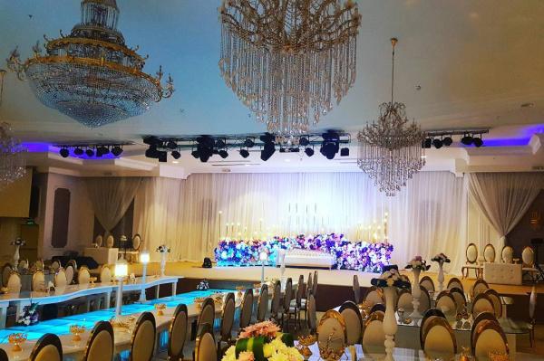 قاعة الليلك للاحتفالات