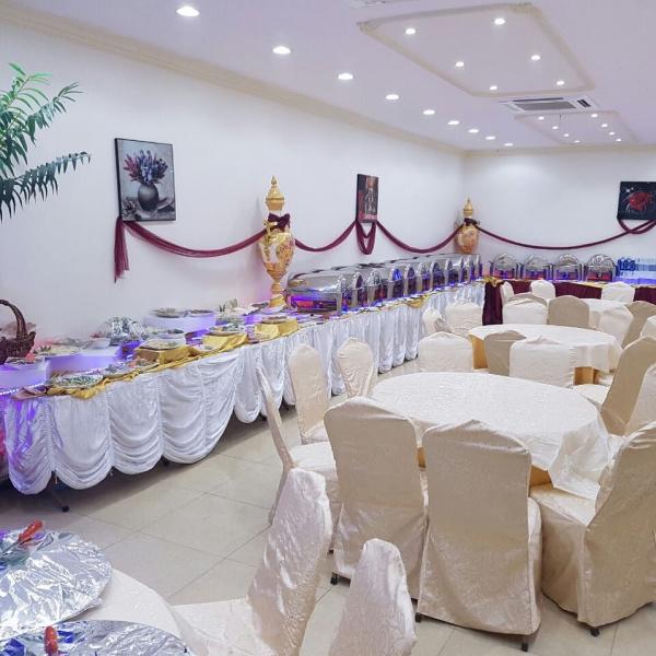 قاعة مسك للاحتفالات