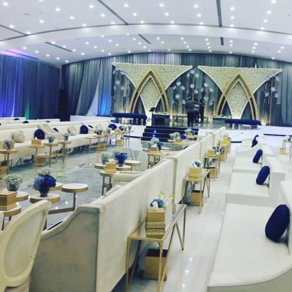 عبد المالك ديزاين لتنظيم الحفلات
