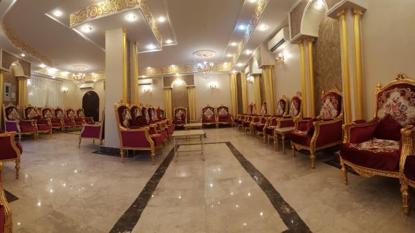 قاعة علياء للاحتفالات