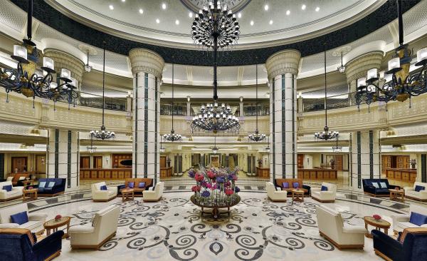 فندق الريتز كارلتون جدة