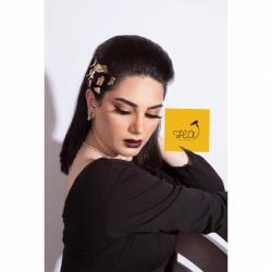 حنان عبدالعزيز مصففة شعر