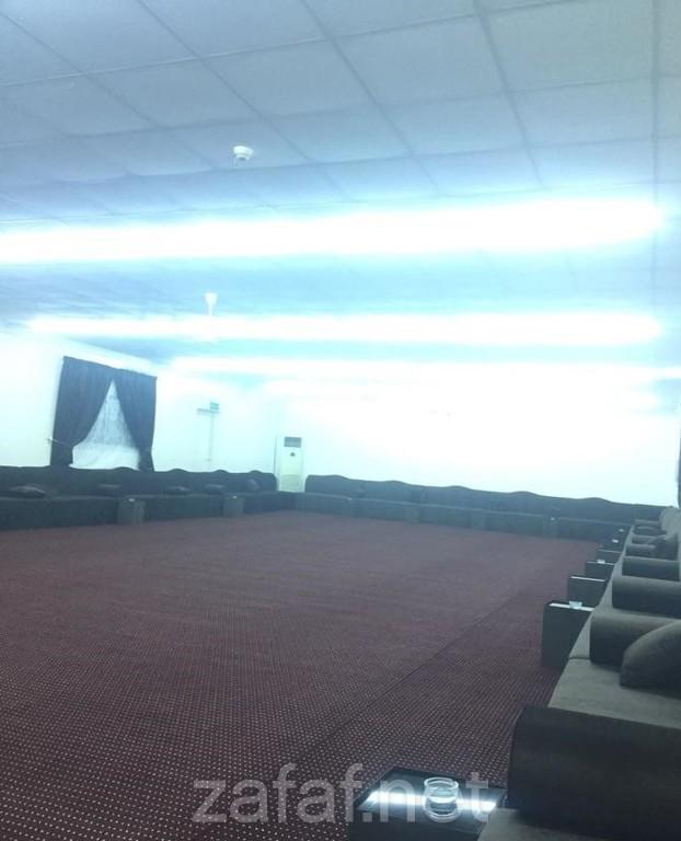 قاعة وقصر طيبه