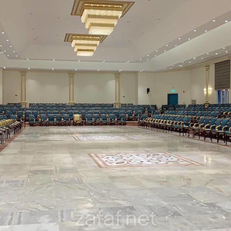 قاعة تركواز للاحتفالات والمؤتمرات