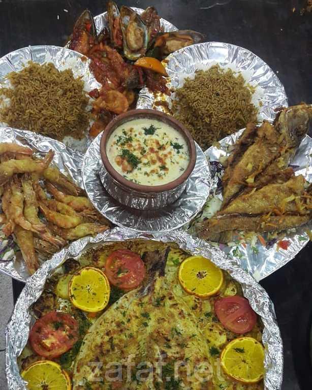 مطعم ستار فش