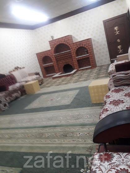 استراحة وقاعة الأمراء