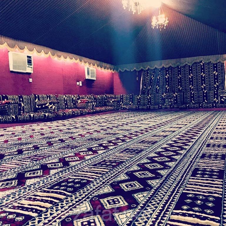 استراحة وقاعة روتانا
