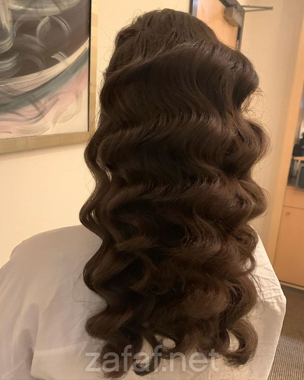 مصففة الشعر ريما