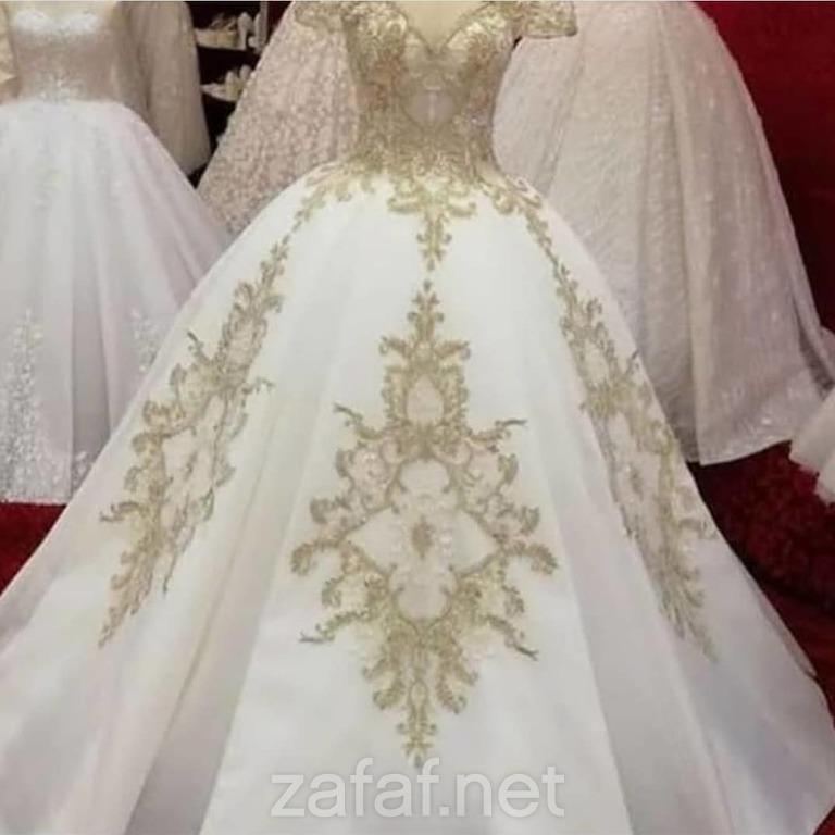 المتنبي لفساتين الزفاف