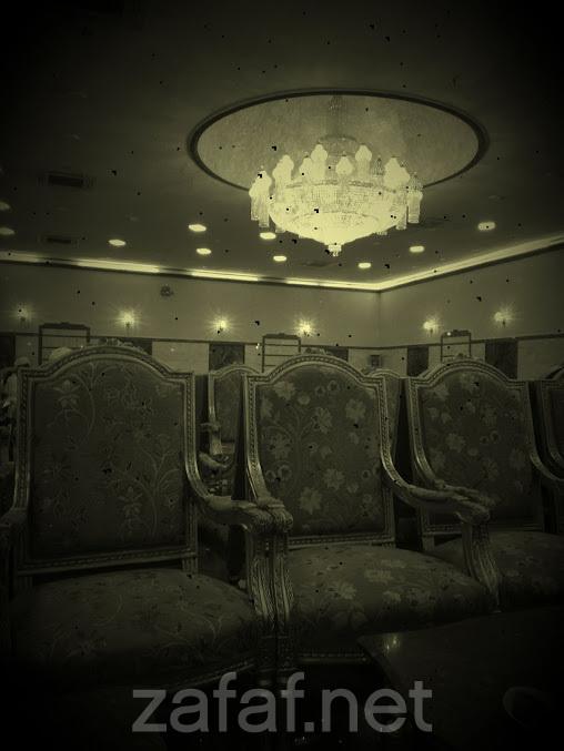 قاعة أمسية الورد