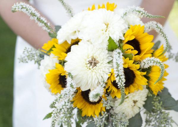 أزهار السعادة