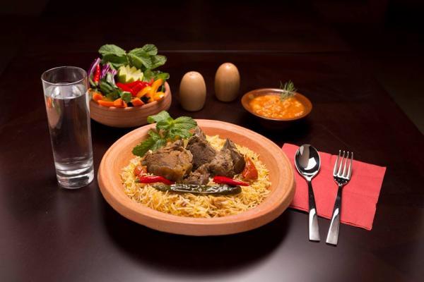 مطابخ ومطاعم الضيافة الشعبية