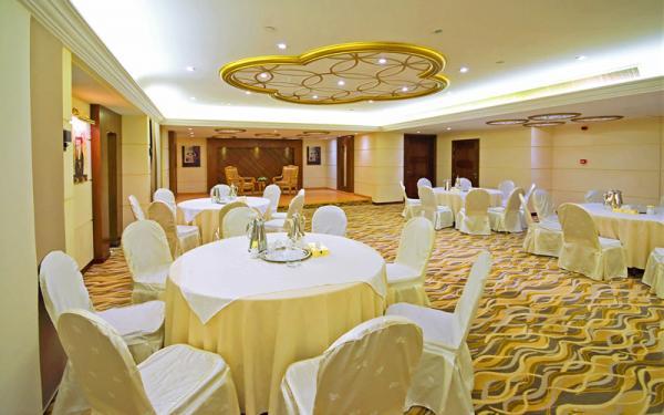 فندق الحياة كونتيننتال - قاعة السلطانة