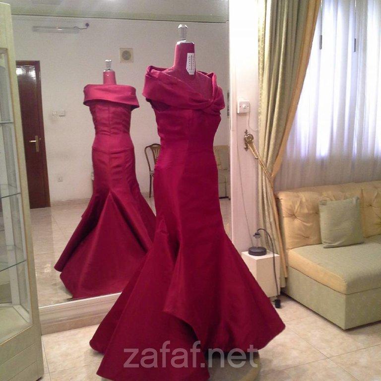مشغل عالم وسام للأزياء وتفصيل فساتين الزفاف