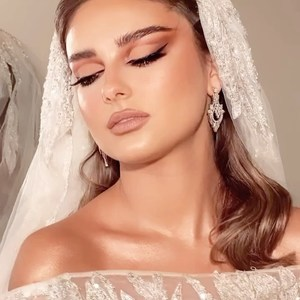 تسريحات شعر للعروس بالصور صور مكياج عرايس زفاف نت