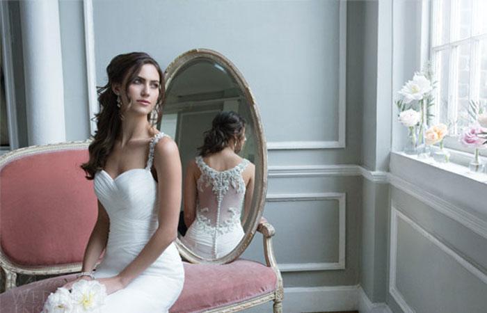فساتين زفاف شهد كوزم